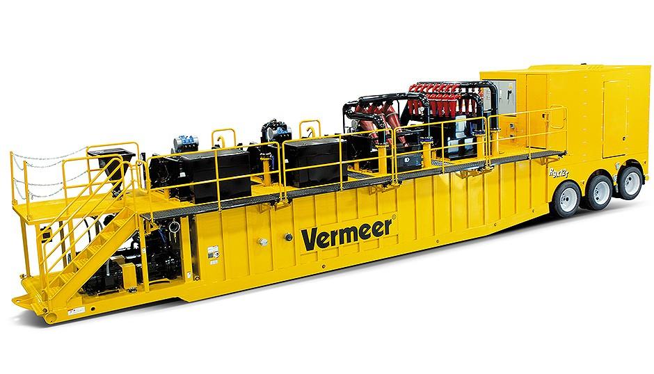 Vermeer - R9x12T Reclaimers