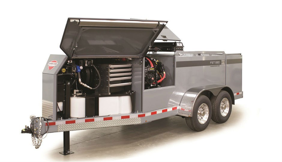 Thunder Creek Launches FST Series Trailers for Fuel/DEF Delivery, Field Service