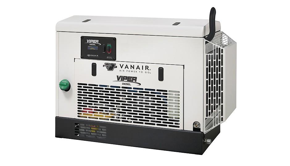 Vanair - Viper Diesel - 80 CFM Compressors