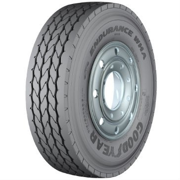"""Goodyear Provides """"Sneak Preview"""" Of New Waste Haul Tire  At Waste Expo"""