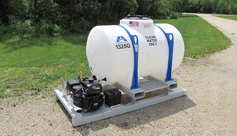 Akkerman - 1325G Pilot Tube Lubrication Pumps