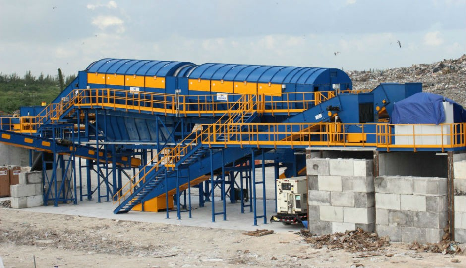 Machinex Partners With Renew Bahamas On Country's First Recycling Plant