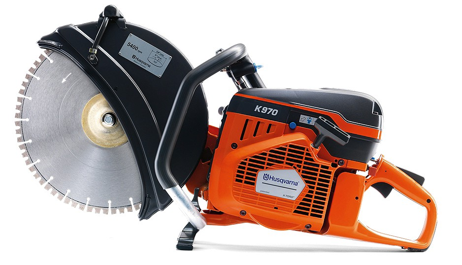 Husqvarna Construction Products - K 970 Tools