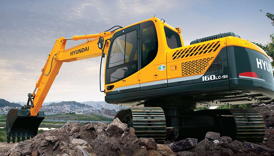 Hyundai Construction Equipment Americas Inc. - R160LC-9A Excavators