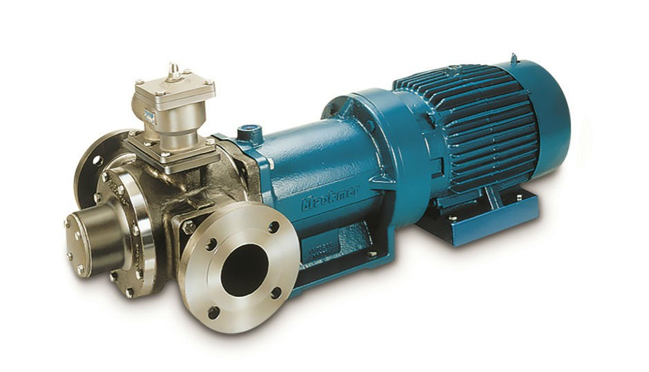 Blackmer SMVP Series Pumps Feature Operational  Advantages for Achieving the Full Containment of Chemicals