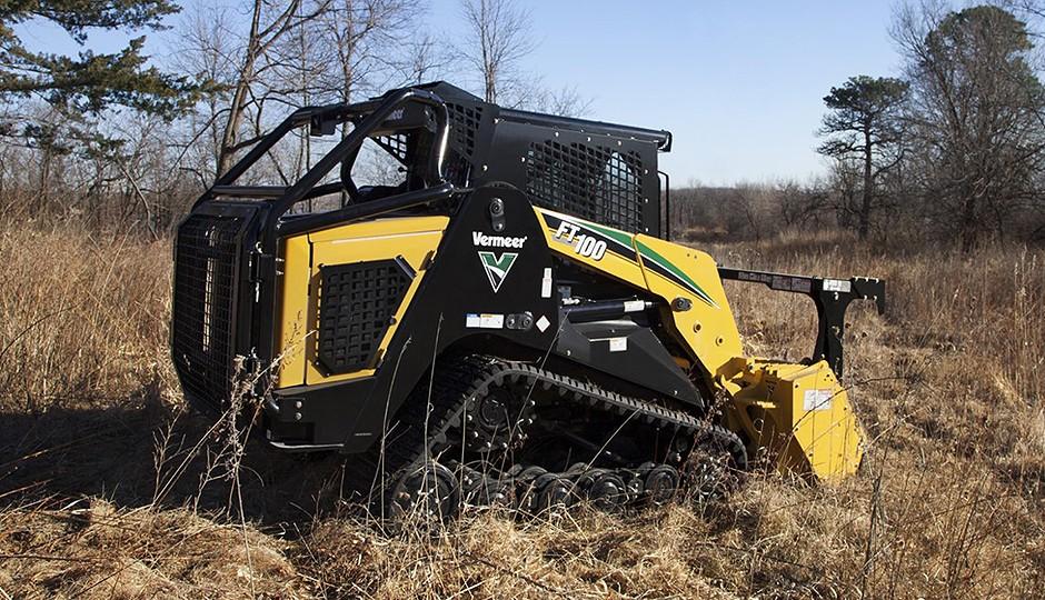 Vermeer - FT100 Forestry Tractors
