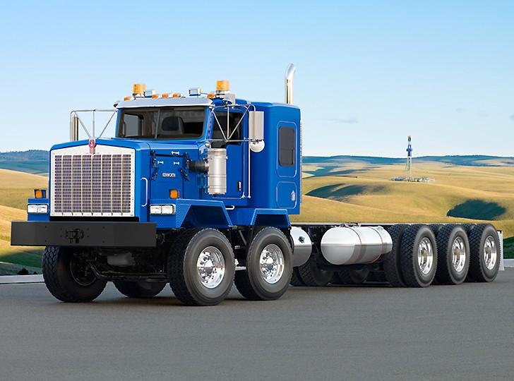 Kenworth Truck Company - C500 Vocational Trucks