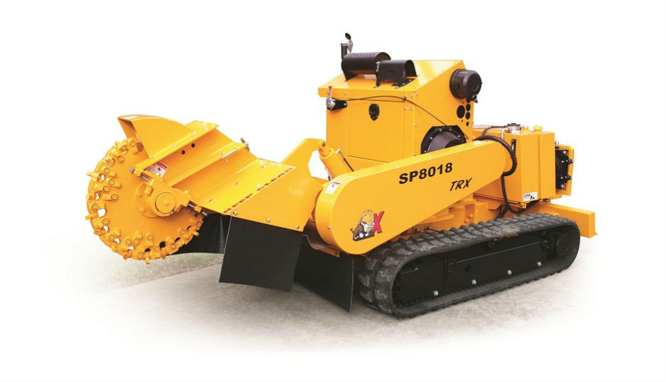 SP8018TRX Stump Cutter from J.P. Carlton