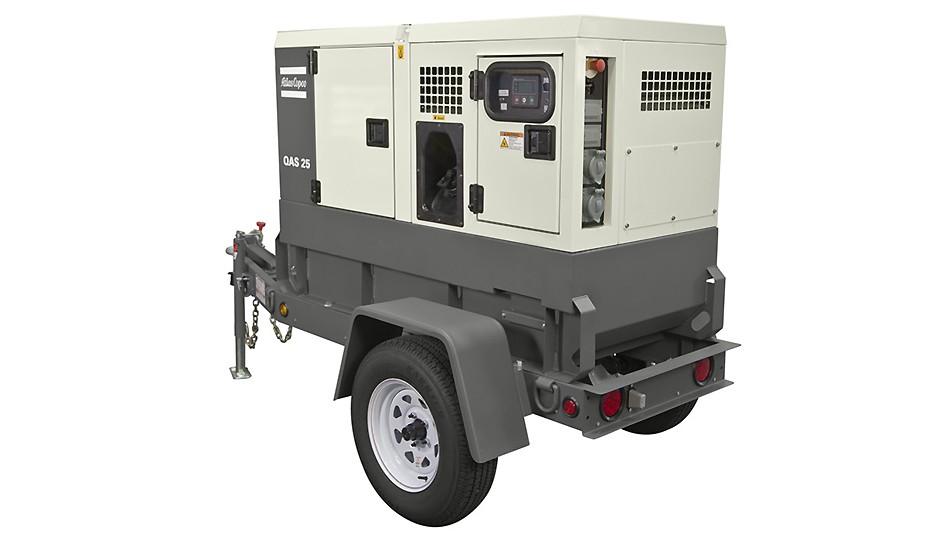 Atlas Copco - QAS 25 Generators