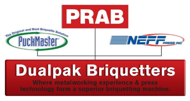 PRAB, Inc. Acquires Puckmaster Briquetters