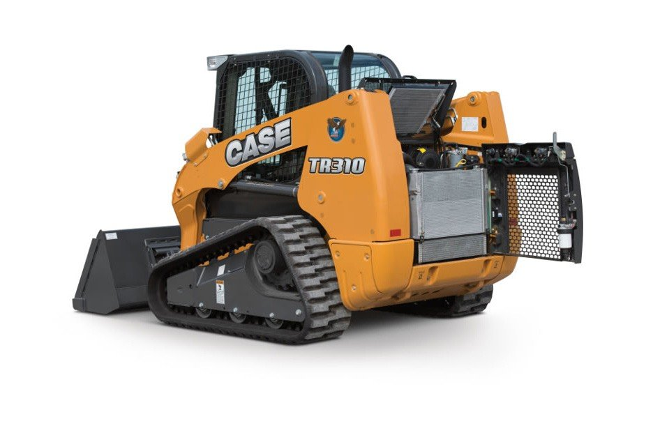 CASE Construction Equipment - TR310 Compact Track Loaders