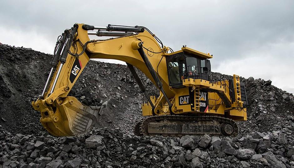 Caterpillar Inc. - 6020B Mining Shovels