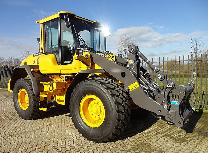Volvo Construction Equipment - L60G Wheel Loaders