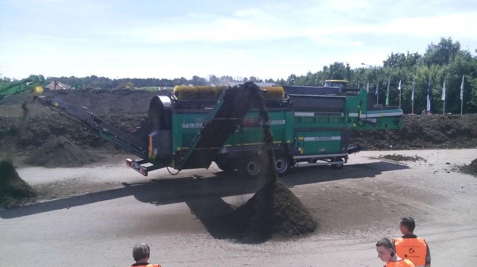 Terex Further Expands Environmental Equipment Business