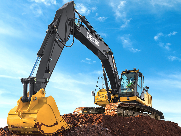 John Deere Construction & Forestry - 300G LC Excavators