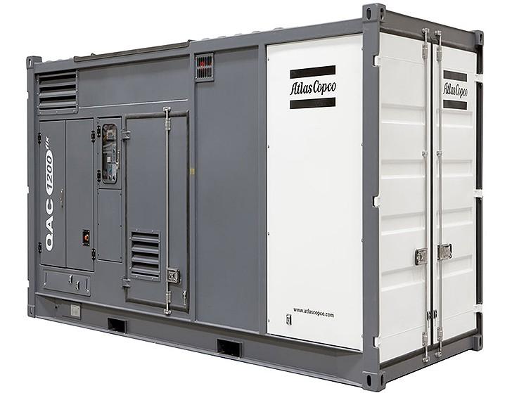Atlas Copco - QAC 1200 FLX Generators