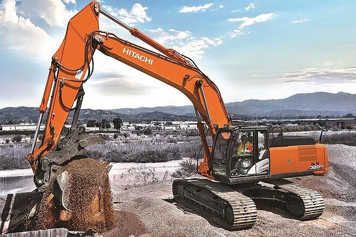 Hitachi Construction Machinery Corporation - ZX380LC-6 Excavators
