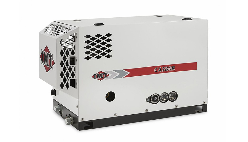 Iowa Mold Tooling Co. Inc. (IMT) - CAS80R Compressors