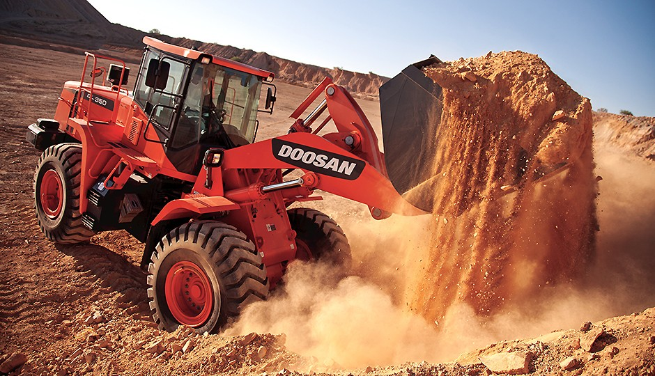 Doosan Infracore North America LLC - DL350-5 Wheel Loaders