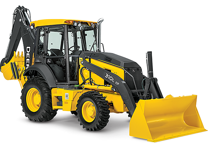 John Deere Construction & Forestry - 310L Backhoe Loaders