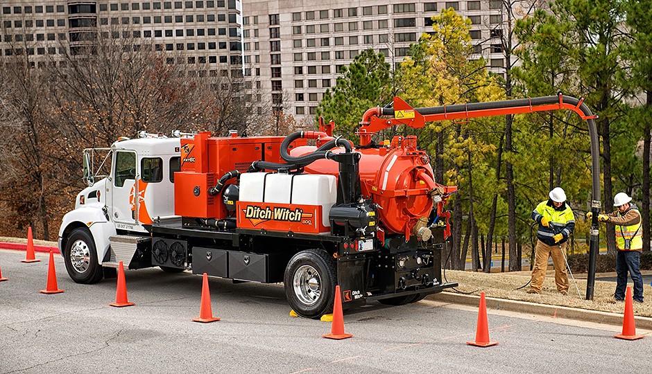 Ditch Witch - FXT60 Vacuum Excavators