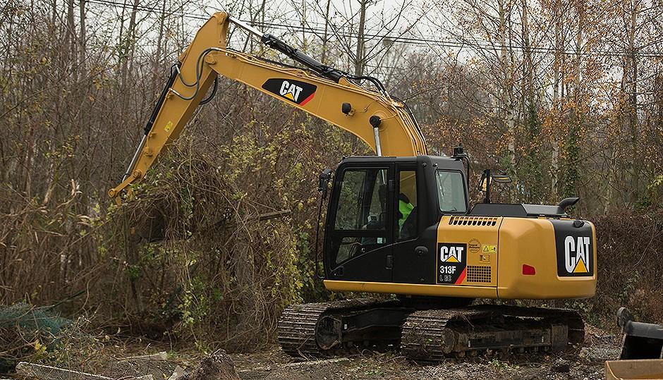 Caterpillar Inc. - 313F L GC Excavators