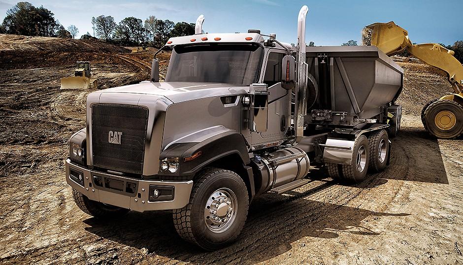Caterpillar Inc. - CT680 Vocational Trucks