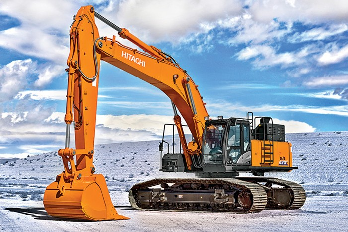 Hitachi Construction Machinery Corporation - ZX470LC-6 Excavators