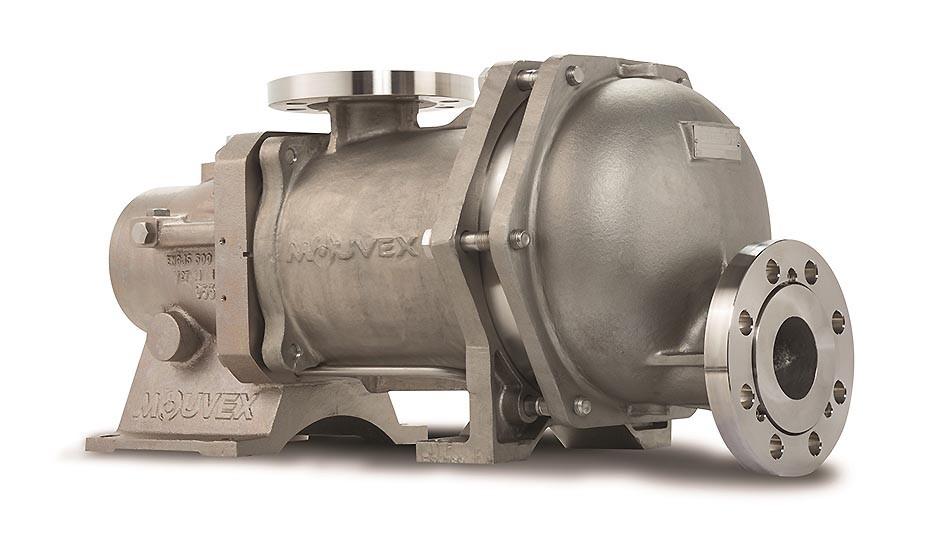 Mouvex - Micro C Series Pumps