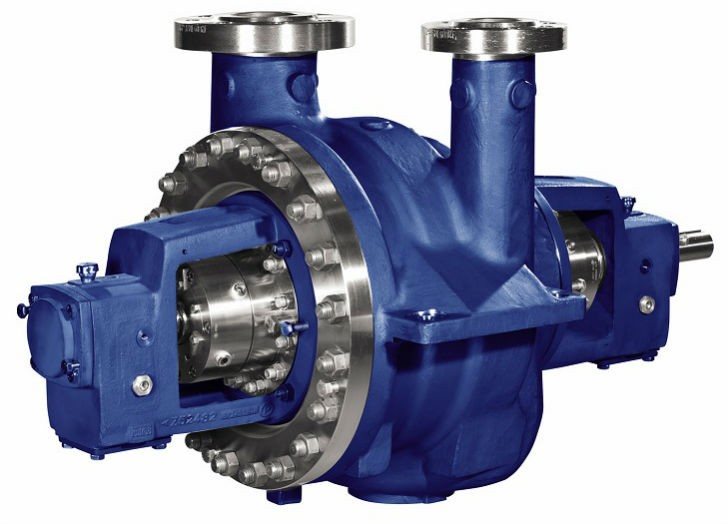 Heavy-duty Process Pumps (API) from KSB