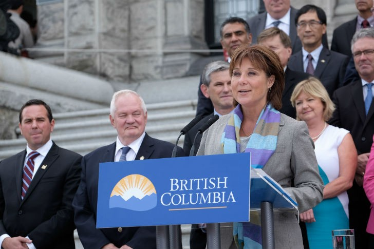 B.C. passes Liquefied Natural Gas Project Agreements Act
