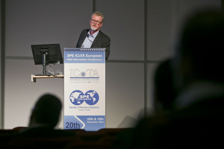 A number of presentations took place at last year's SPE ICoTA European Well Intervention Conference