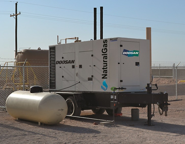 Deciding If a Natural Gas Generator Is the Right Fit For Your Well Site