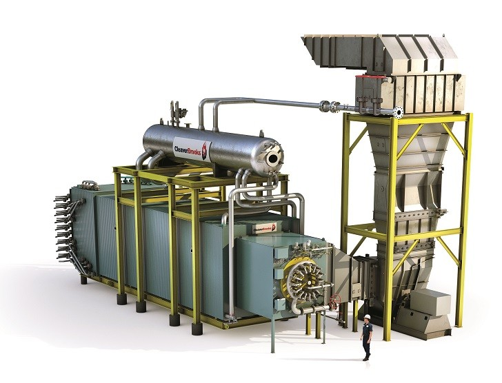 Forced-circulation steam generation for SAGD applications