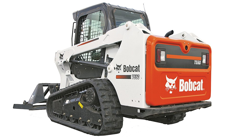 Bobcat Company - T550 Compact Track Loaders