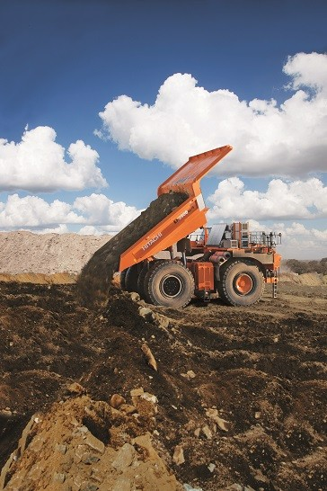 Hitachi Construction Machinery Launches EH3500AC-3 and EH4000AC-3 Rigid-Frame Haul Trucks