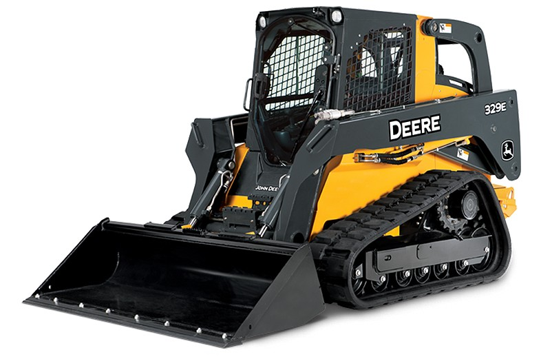 John Deere Construction & Forestry - 329E Compact Track Loaders