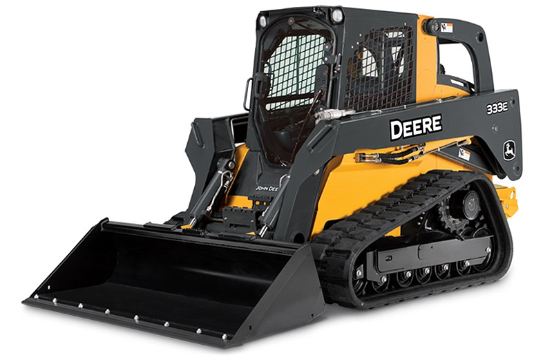 John Deere Construction & Forestry - 333E Compact Track Loaders