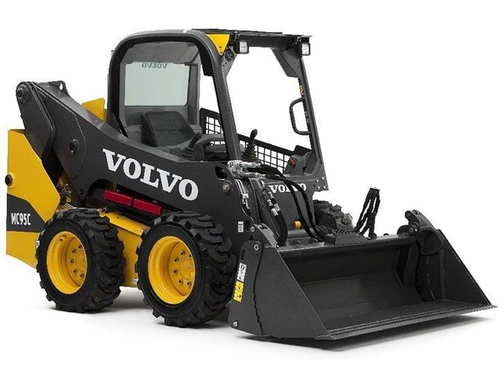 Volvo Construction Equipment - MC95C Skid-Steer Loaders