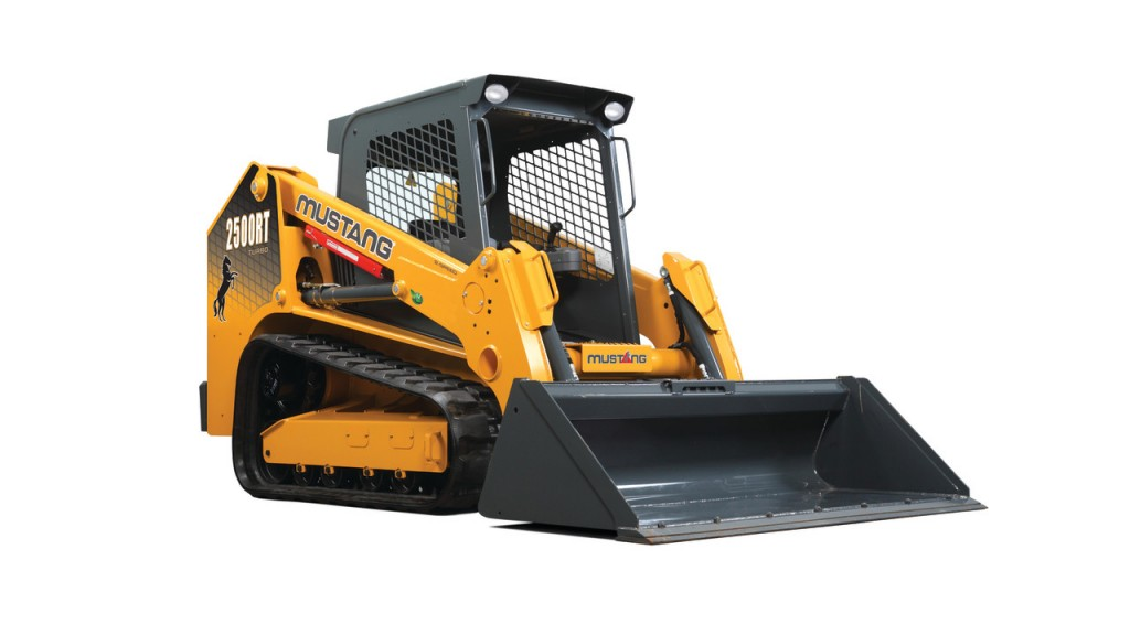 Mustang by Manitou - 2500RT Compact Track Loaders