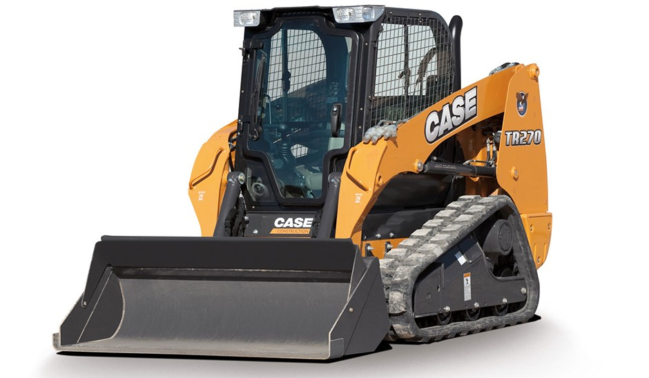 Case Construction Equipment - TR270 Compact Track Loaders