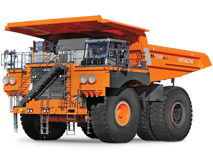 Hitachi Construction Machinery Corporation - EH3500AC-3 Rigid Haulers