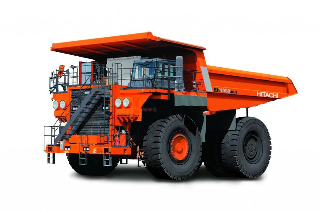 Hitachi Construction Machinery Corporation - EH4000AC-3 Rigid Haulers
