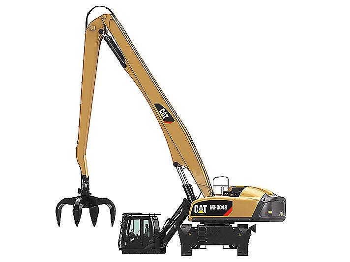 Caterpillar Inc. - MH3049 Material Handlers