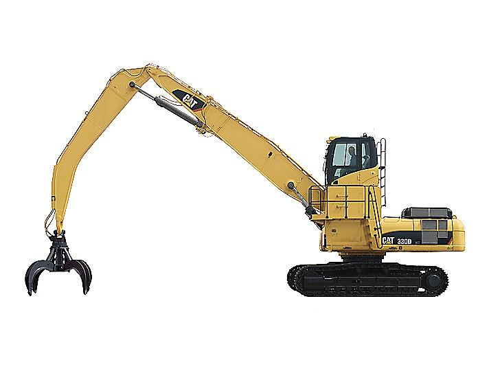 Caterpillar Inc. - 330D MH Material Handlers