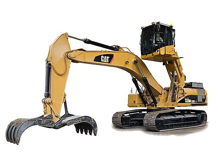 Caterpillar Inc. - 330D MH WH Material Handlers