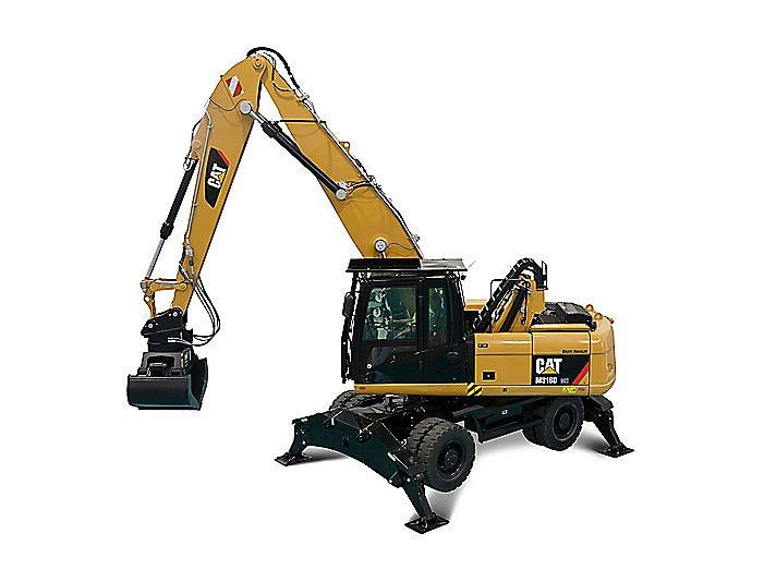 Caterpillar Inc. - M318D MH Material Handlers