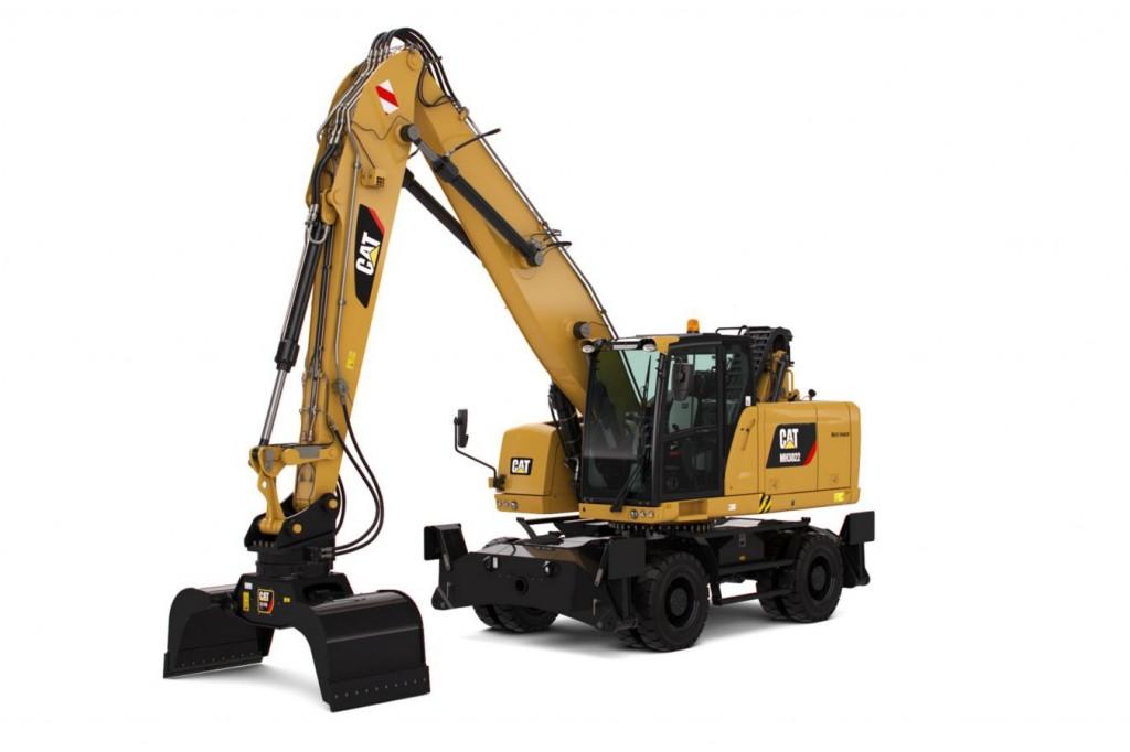 Caterpillar Inc. - MH3022 Material Handlers