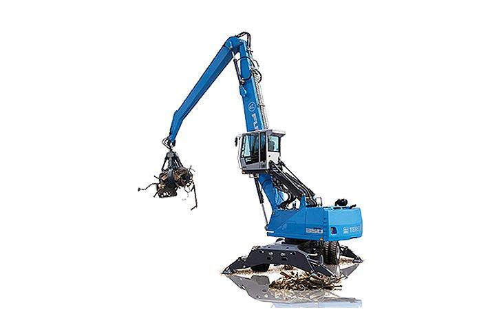 Fuchs Material Handlers - MHL 350 Material Handlers
