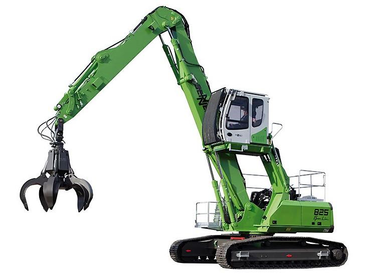 SENNEBOGEN LLC - 825 R-HD Material Handlers